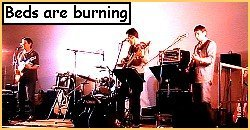 Beds are burning - Concert Caro