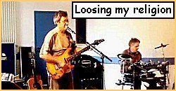 Loosing my religion - Concert Guilliers